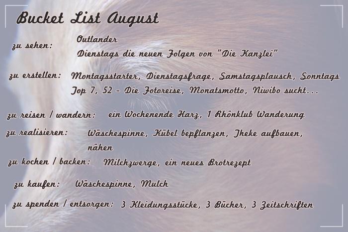 Bucket List_Aug_20